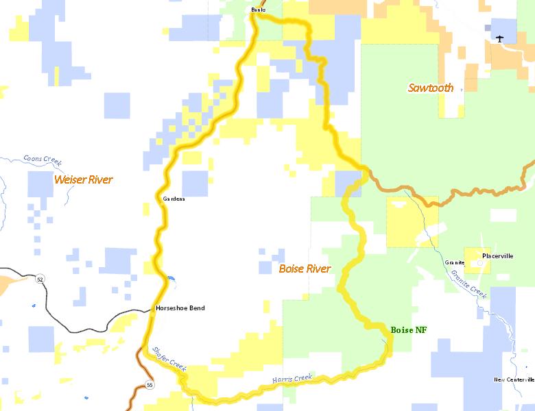 Hunt Area | Idaho Hunt Planner