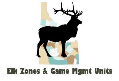 Elk Zones & GMUs