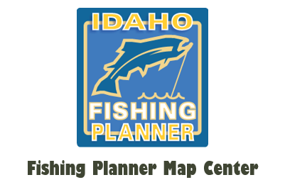 Fishing Planner Map Center