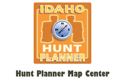 Hunt Planner Map Center