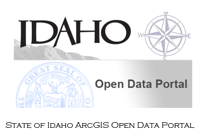 State of Idaho GIS Portal