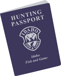 Idaho Hunter Passport