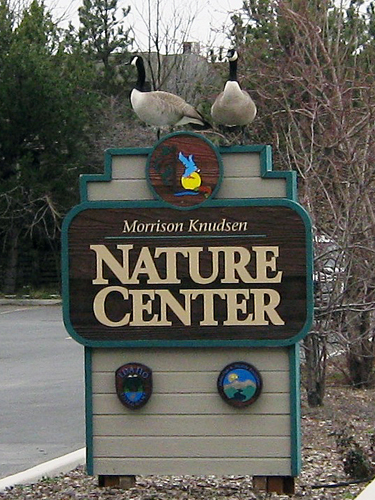 Welcome to the MK Nature Center!