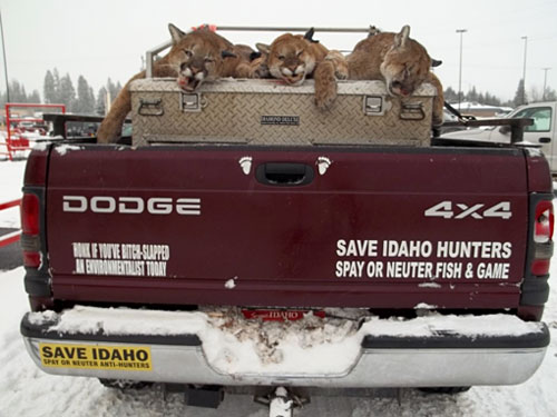 Citizen s against poaching thanks to you it works for Idaho fishing license
