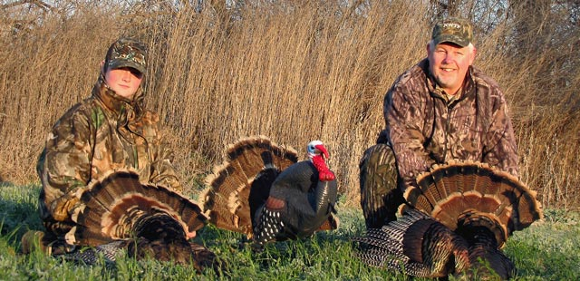 Teaching a young hunter to hunt safely can be more rewarding than hunting success.