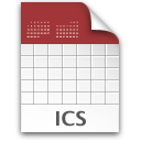 iCal ICS Format icon