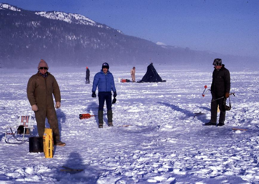 The fall and rise of yellow perch in lake cascade idaho for Idaho out of state fishing license