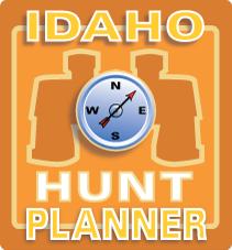 Idaho Hunt Planner Logo