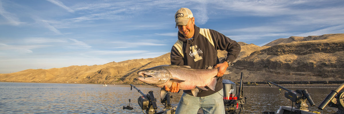 Chinook salmon fishing idaho fish and game for Idaho fish and game regulations