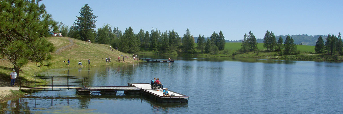 Family fishing waters idaho fish and game for Idaho fish and game hunter report