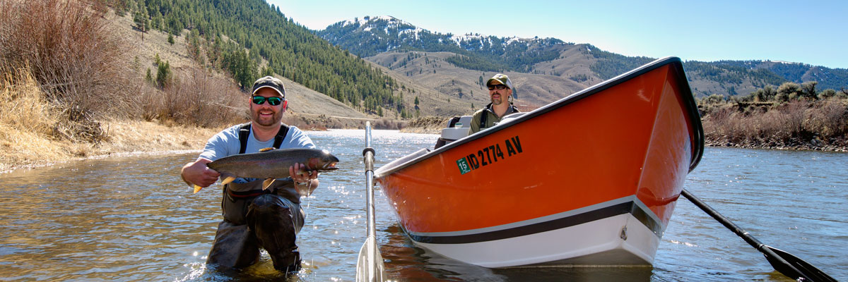 Steelhead fishing idaho fish and game for Idaho fish and game regulations