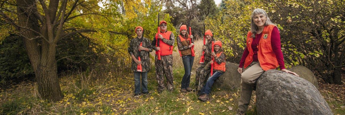 Hunter education instructors idaho fish and game for Idaho fish and game hunter report