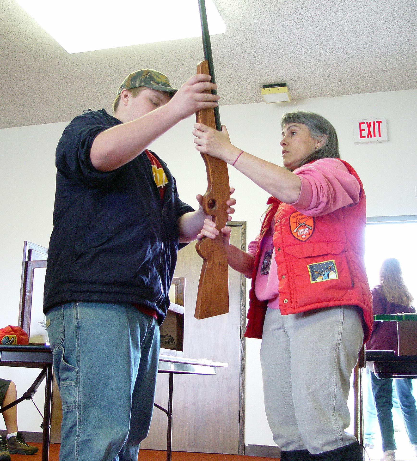Gun idaho fish and game for Idaho fish and game hunter report