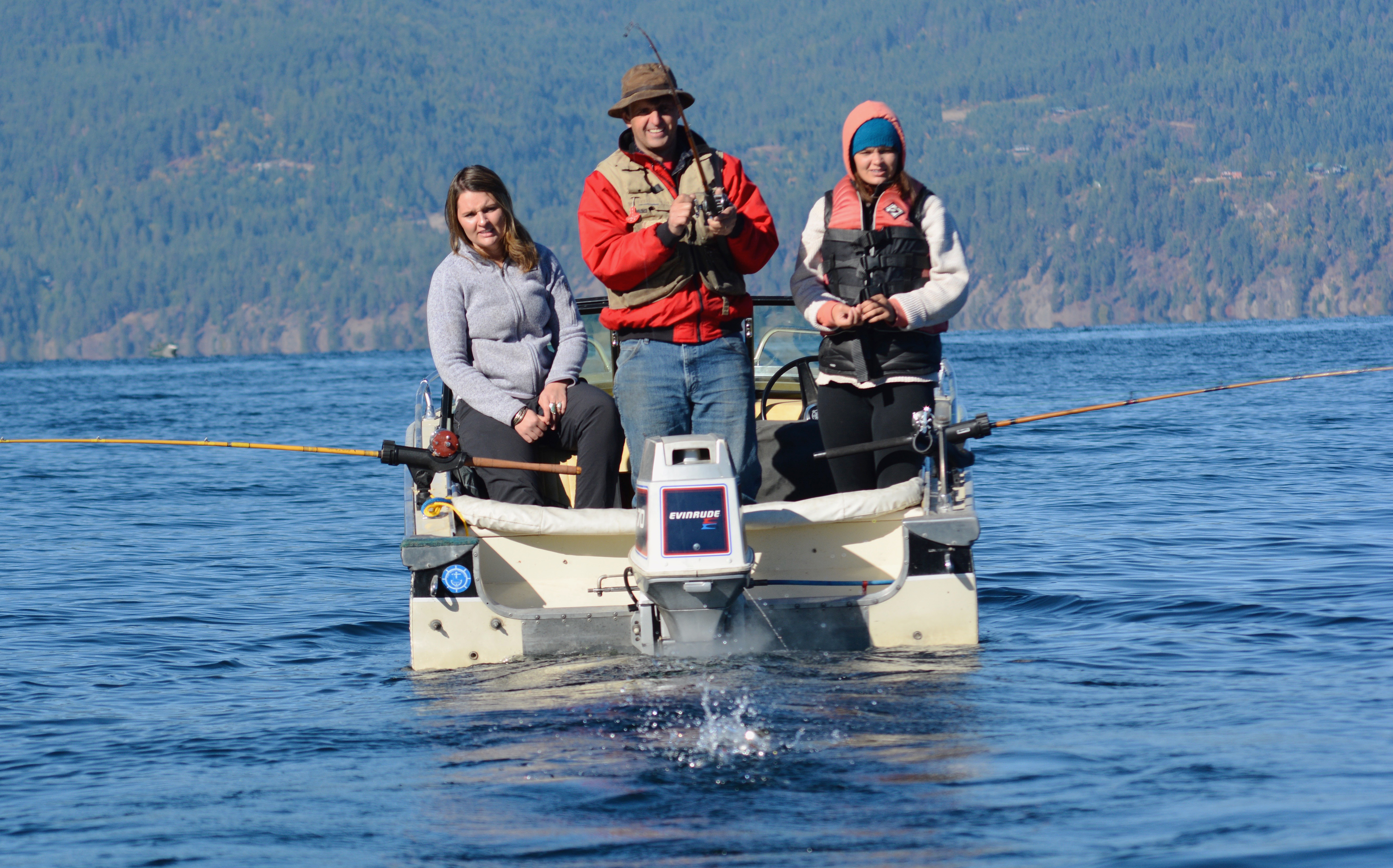 Fishing for kokanee all the best fish in 2018 for Whiskeytown lake fishing