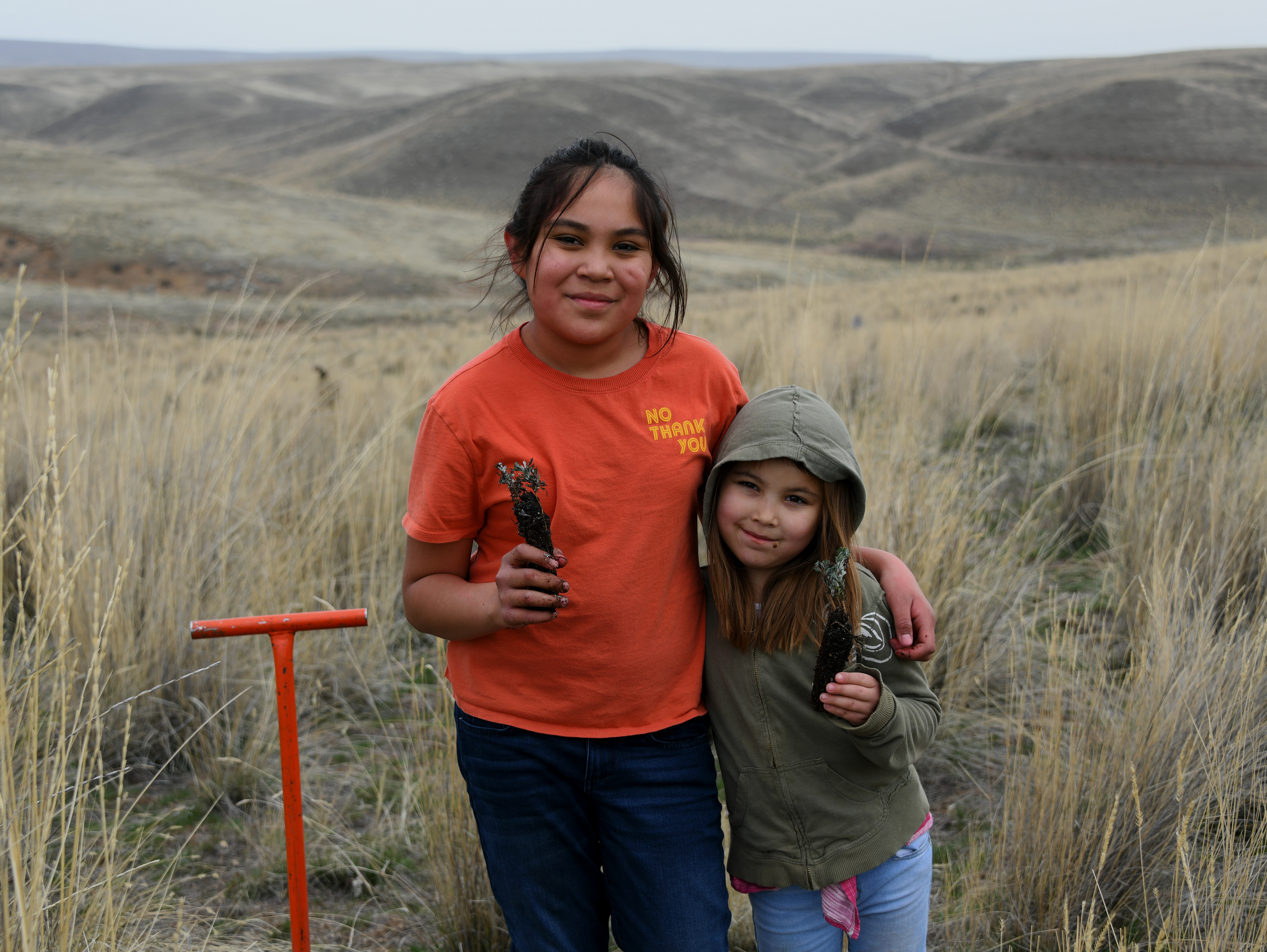 all_ages_help_plant_sagebrush_at_walker_res_march_2020