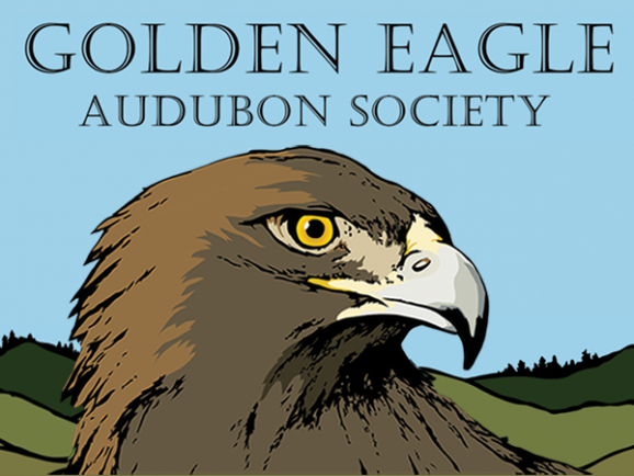 Golden Eagle Audubon logo