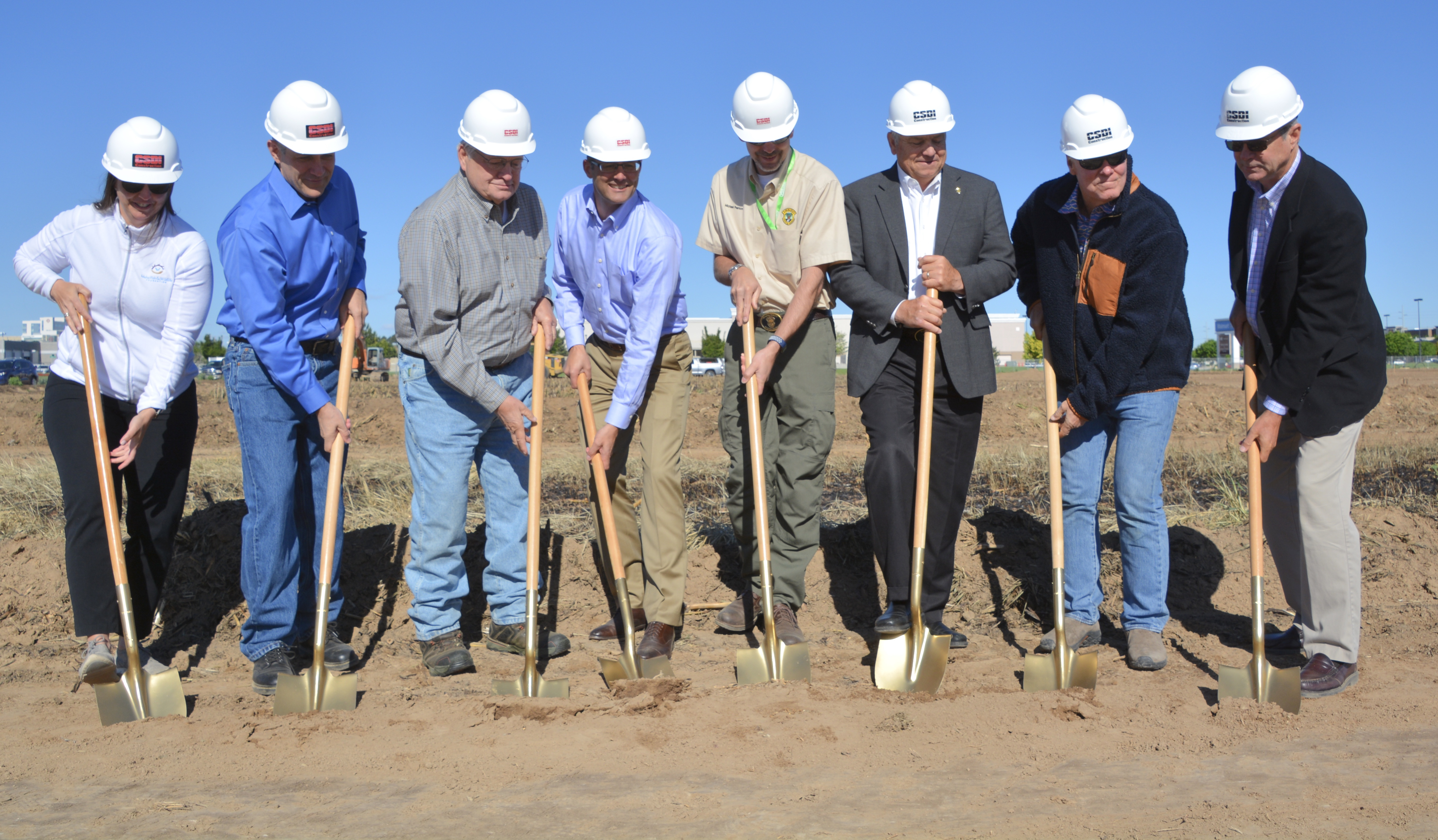 2155a640f6ffc Fish and Game breaks ground on new Southwest Region office in Nampa ...