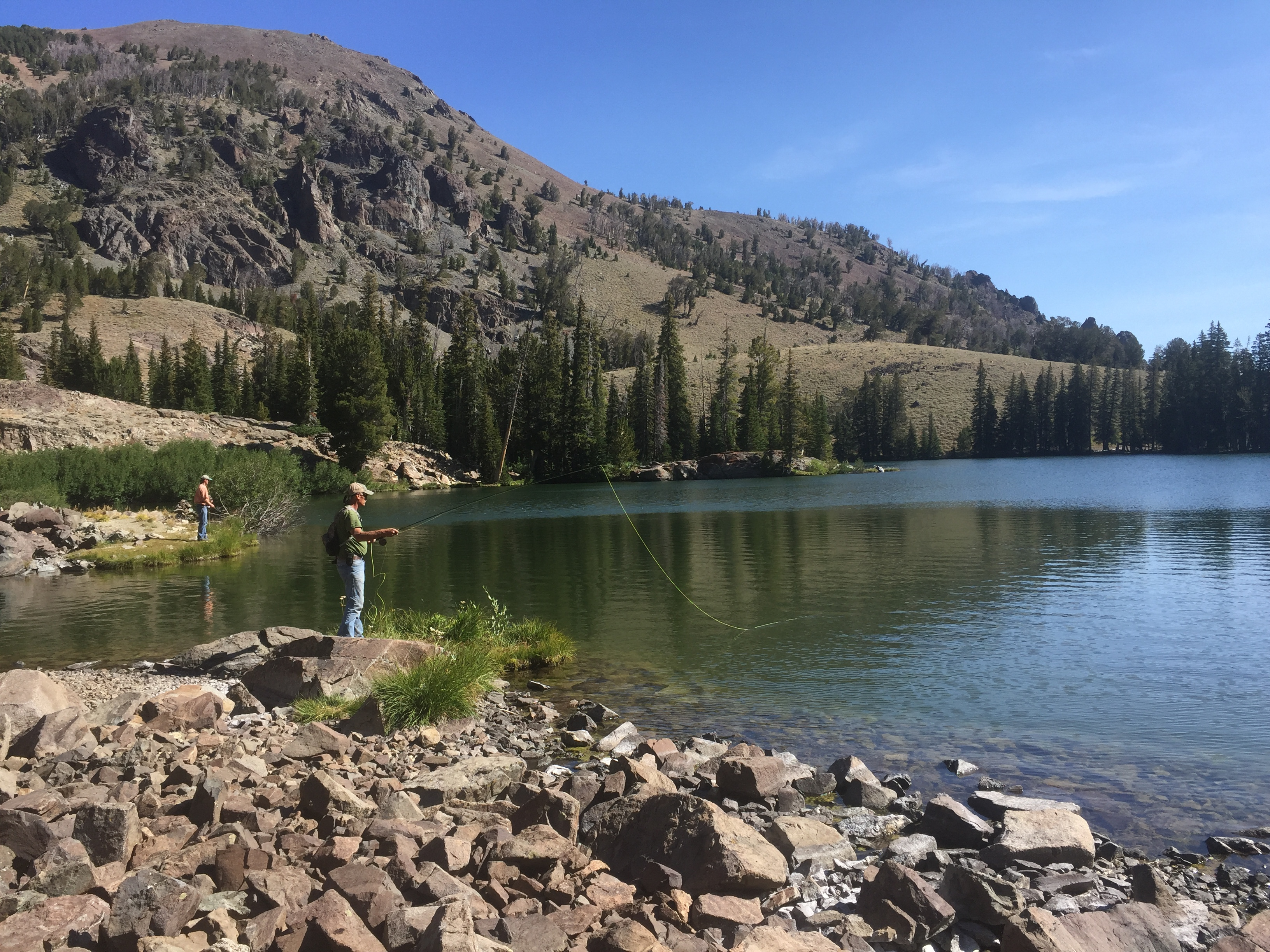 Here's where to go fishing in July and beyond | Idaho Fish