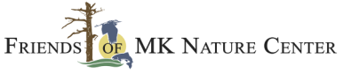 Friends of the MK Nature Center logo - Become A Friend Today!