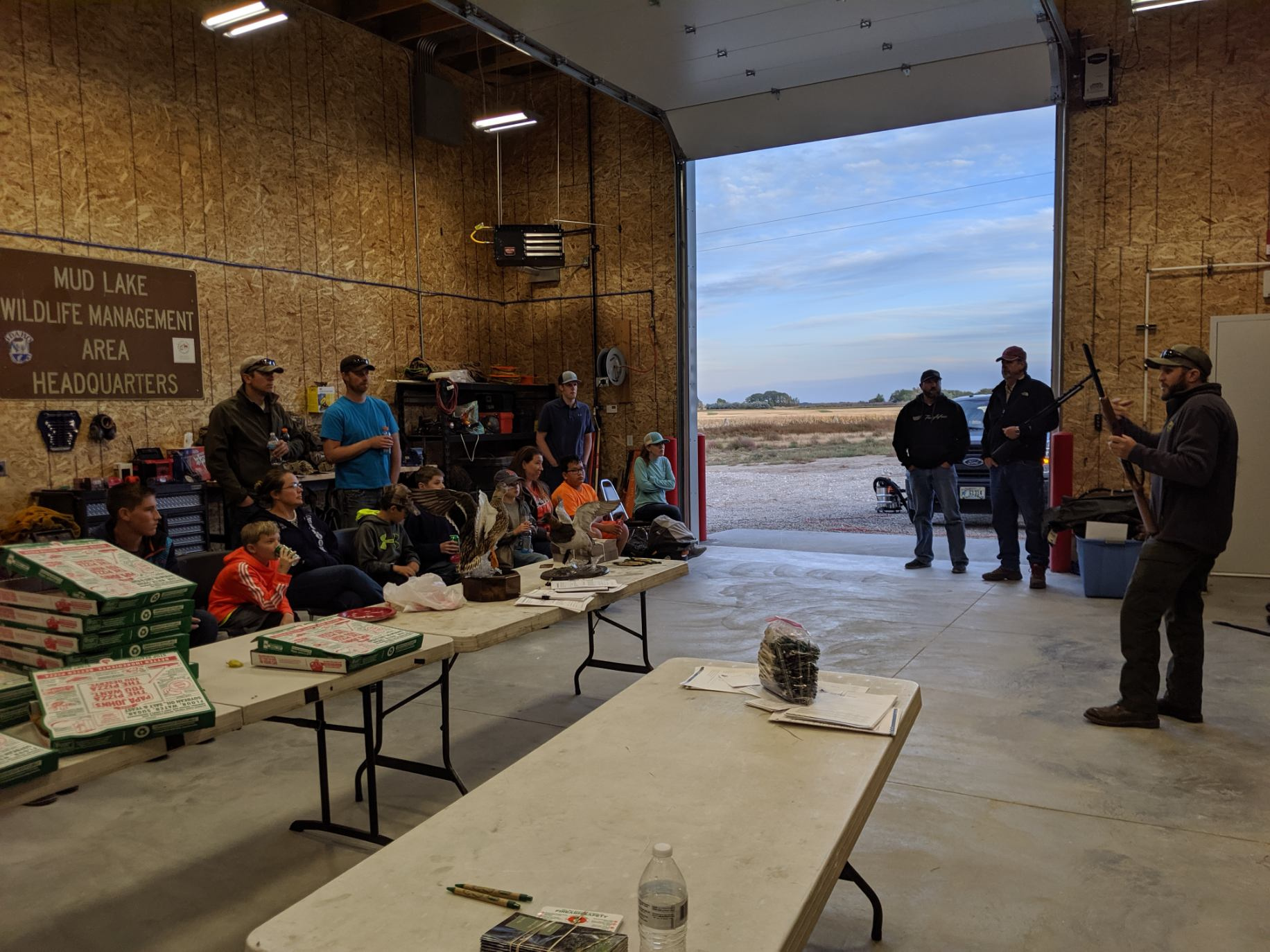 Upper Snake Youth Waterfowl Hunt 2019