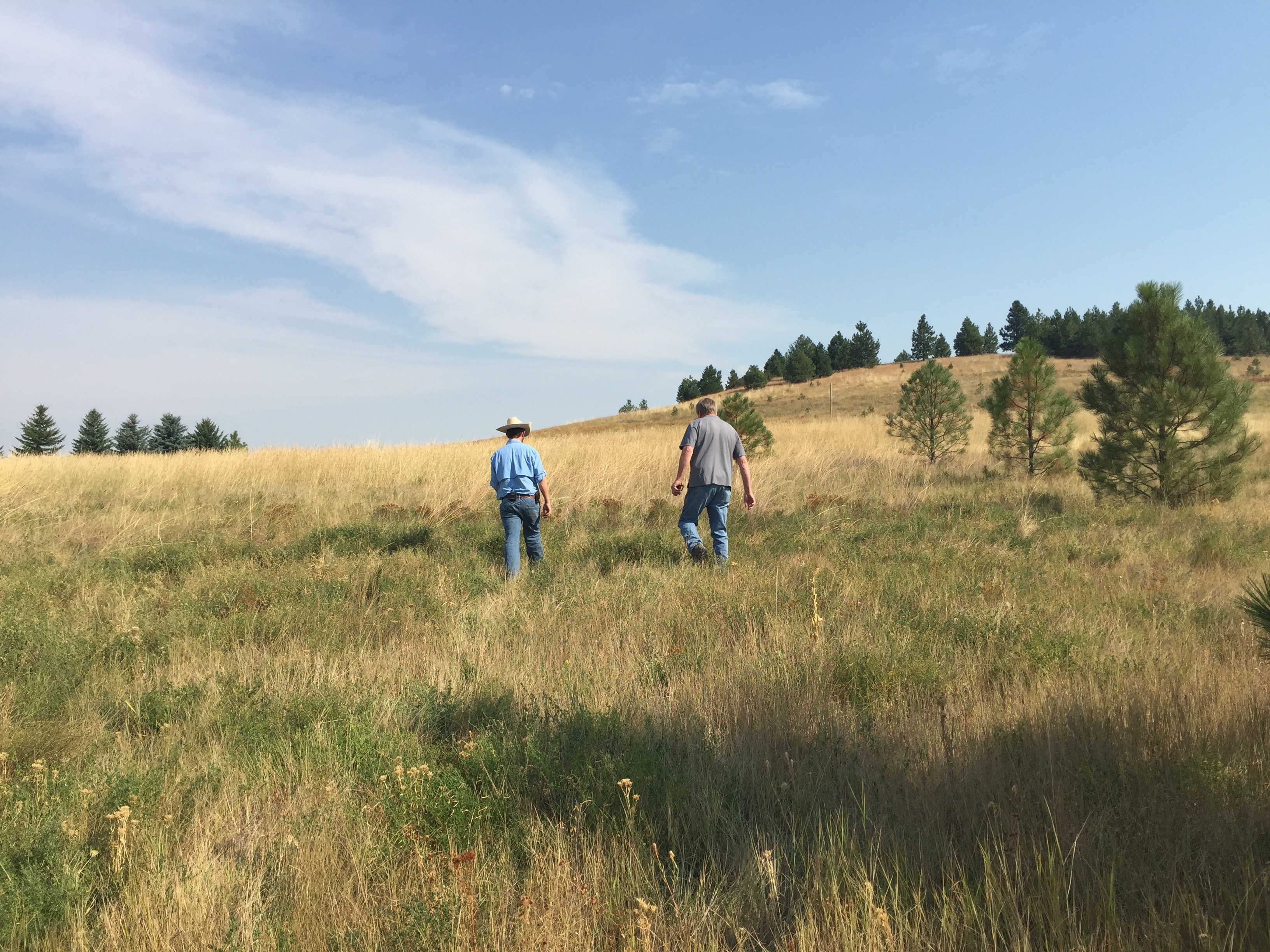 Fish and game helps landowners help wildlife idaho fish for Wildlife fish and game