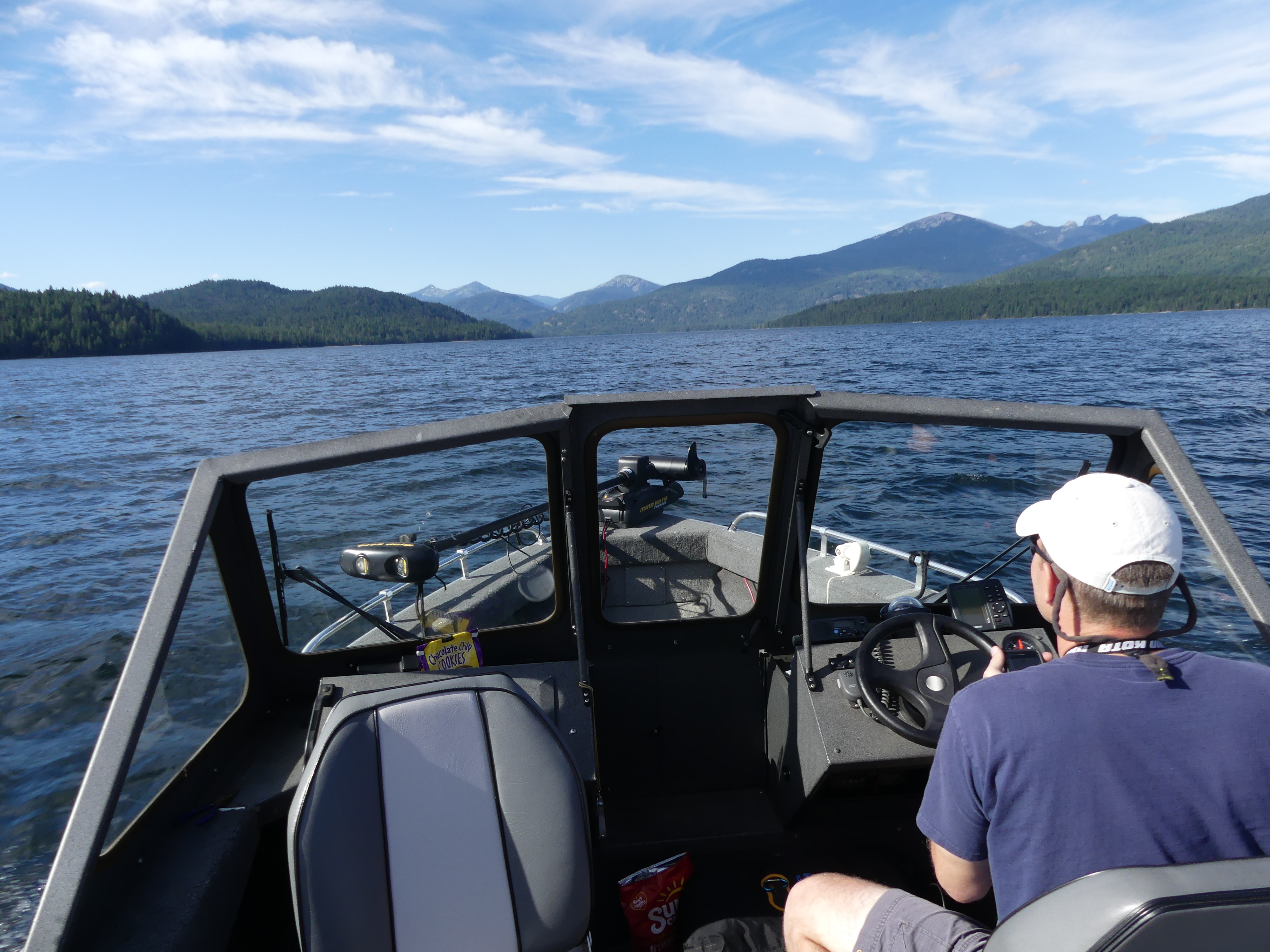 Fishing at priest lake is at a crossroads idaho fish and for Fish and game idaho
