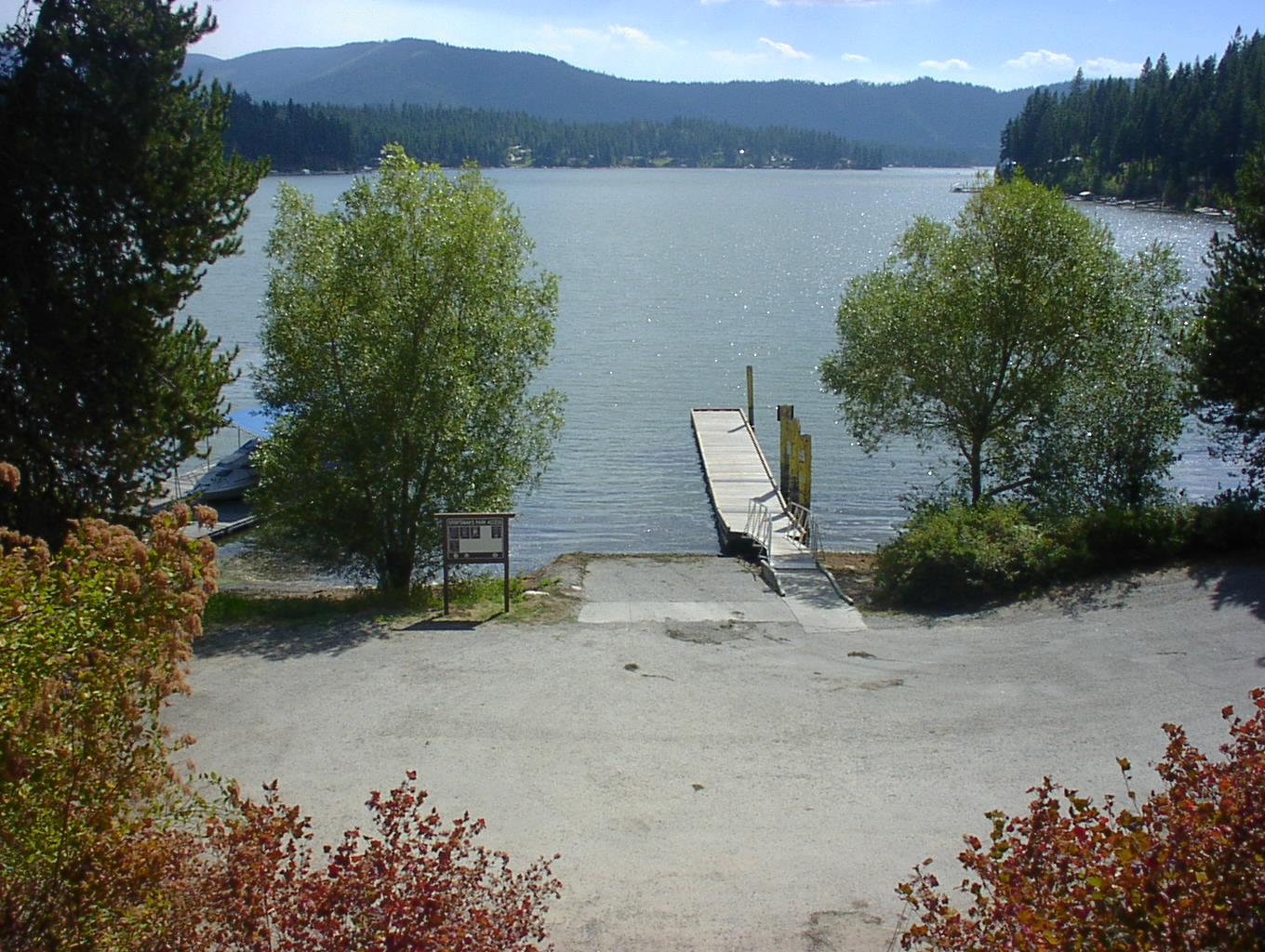 Hayden Lake Sportsman Park 2003