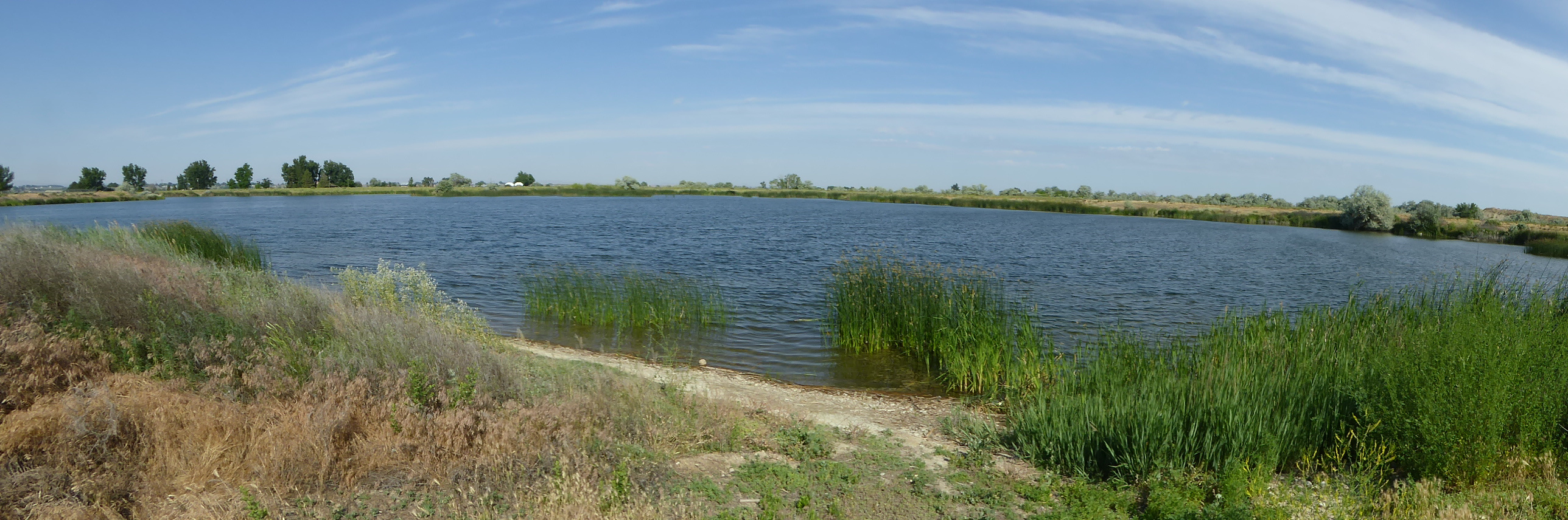 Red top pond gets big improvements for anglers idaho for Best fishing in idaho