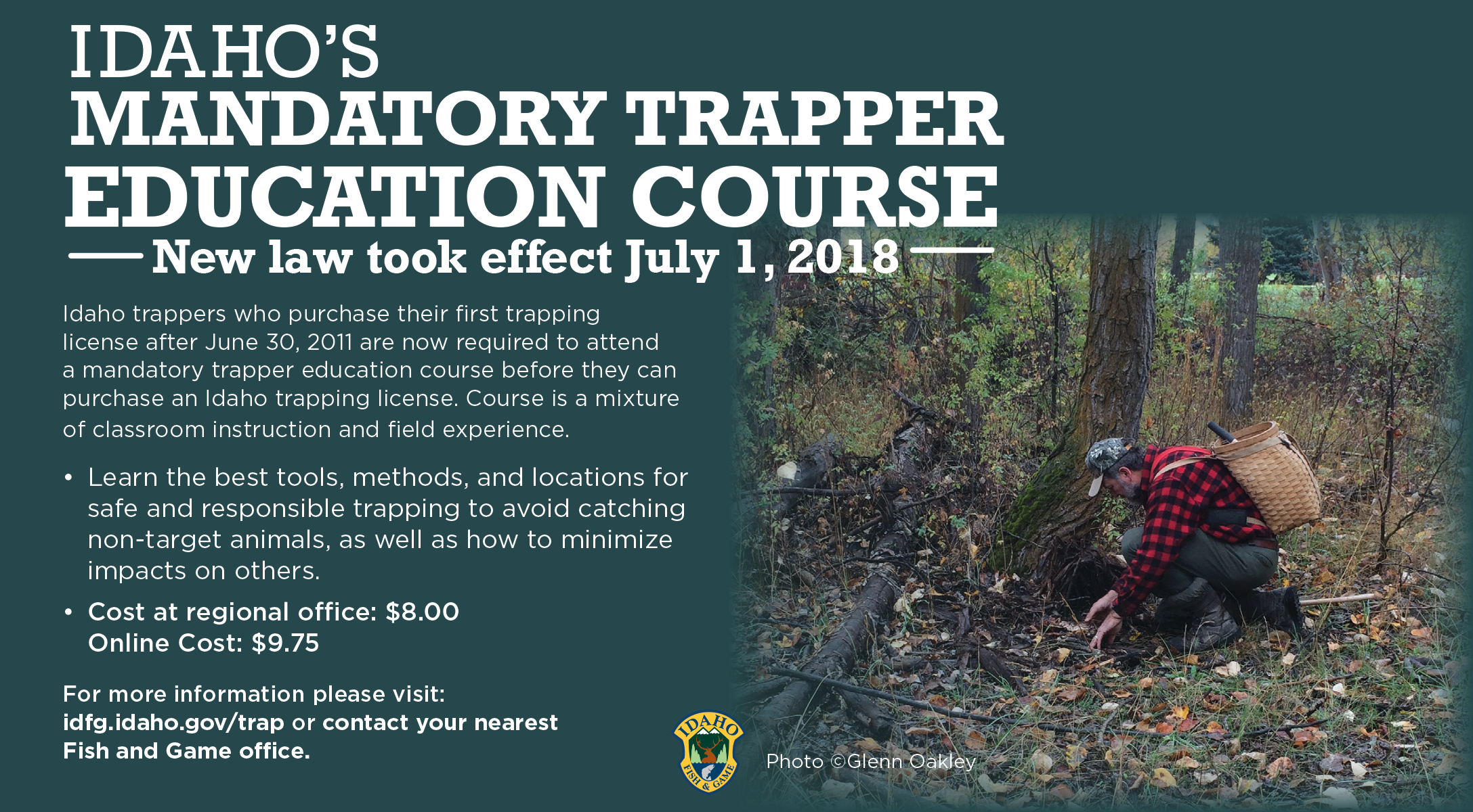 trapper-ed-information