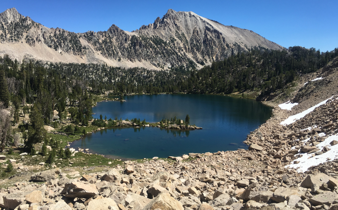 Backcountry Idaho lakes offer great fishing