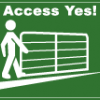 Access Yes! Sign