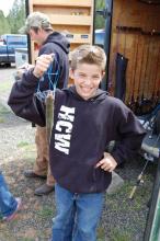 Winchester Lake Take Me Fishing Trailer/photo by Jen Bruns