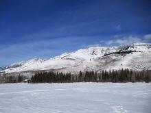 Henrys Lake Winter