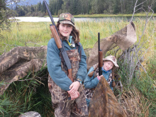 Panhandle waterfowl youth hunt