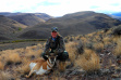 Daniel with her first pronghorn antelope 2013