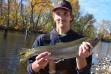 Boise River steelhead stocking