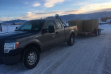 winter feeding_truck with hay