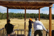 Clay shooting at Farragut