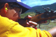 Youth Conservation Camp, muzzleloader