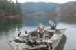 Clark Fork waterfowl hunter