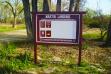 Martin Landing sign April 2013
