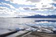 Temporary Marker Buoys at Henrys Lake 2019