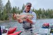 John Heckel Rainbow Trout Box Canyon