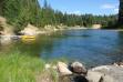 Rafting Priest River