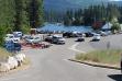 Crowding at Spirit Lake boat ramp