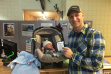 Proud father, Joe Romero, buys lifetime license for his one-month-old son