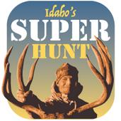 Idaho Super Hunt logo screen shot