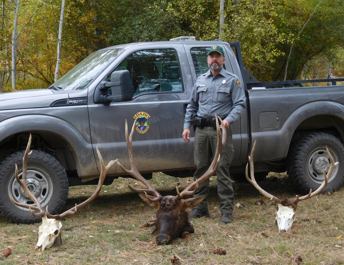 Enforcement idaho fish and game for Fish and wildlife management degree