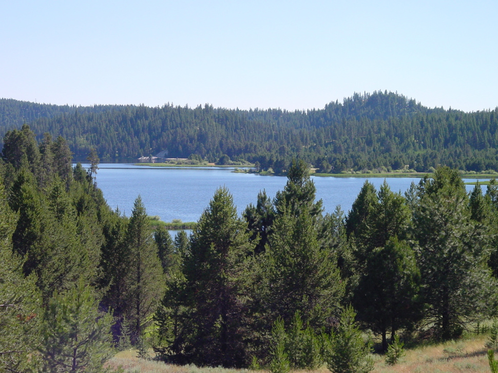 Public comment sought regarding horsethief reservoir for Idaho fish and game hunter report