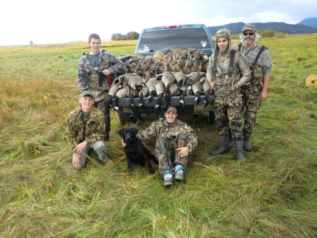 Youth waterfowl hunt september 24 idaho fish and game for Idaho fish and game hunter report